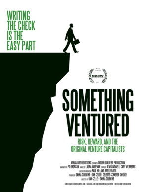 Something Ventured - Movie Poster (thumbnail)