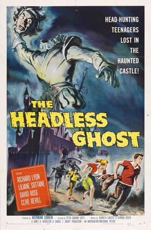 The Headless Ghost - Movie Poster (thumbnail)