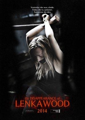 The Disappearance of Lenka Wood - British Movie Poster (thumbnail)