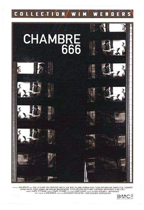 Chambre 666 - French DVD movie cover (thumbnail)