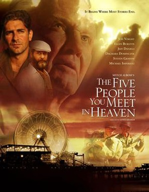 The Five People You Meet in Heaven - Movie Poster (thumbnail)