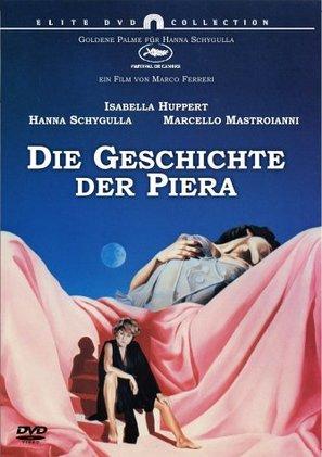 Storia di Piera - German DVD cover (thumbnail)