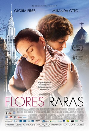Flores Raras - Brazilian Movie Poster (thumbnail)