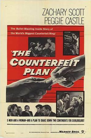The Counterfeit Plan - Movie Poster (thumbnail)