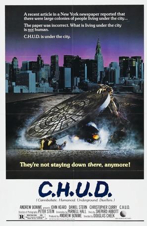 C.H.U.D. - Movie Poster (thumbnail)
