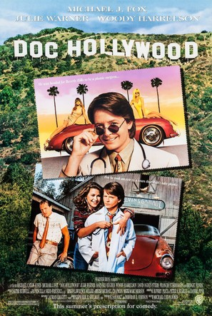 Doc Hollywood - Movie Poster (thumbnail)