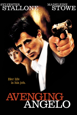 Avenging Angelo - Movie Poster (thumbnail)