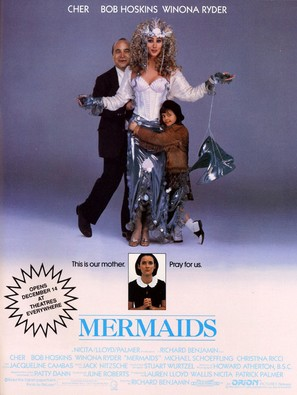 Mermaids - Movie Poster (thumbnail)
