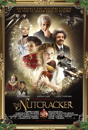 Nutcracker: The Untold Story - Movie Poster (thumbnail)