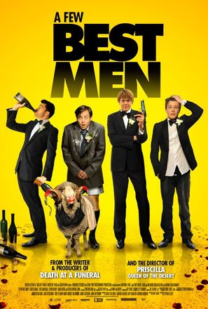 A Few Best Men - Australian Movie Poster (thumbnail)
