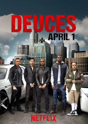 Deuces - Movie Poster (thumbnail)