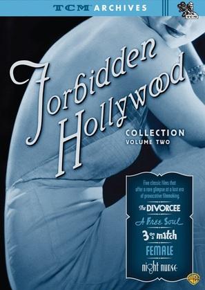 Female - DVD cover (thumbnail)