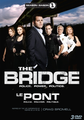 """The Bridge"" - Canadian Movie Cover (thumbnail)"