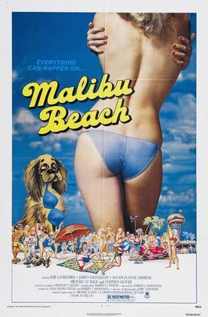 Malibu Beach - Movie Poster (thumbnail)