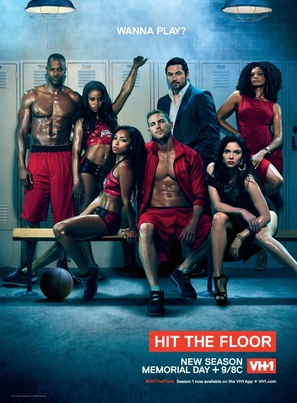 """Hit the Floor"" - Movie Poster (thumbnail)"