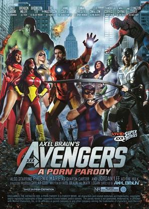 Avengers XXX: A Porn Parody - Movie Poster (thumbnail)