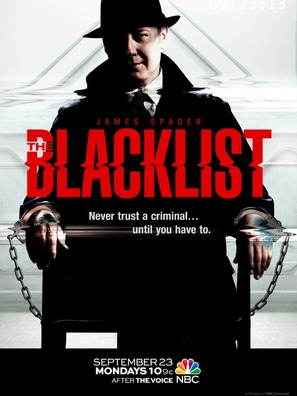 """The Blacklist"" - Movie Poster (thumbnail)"