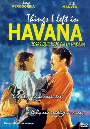 Cosas que dejé en La Habana - poster (thumbnail)