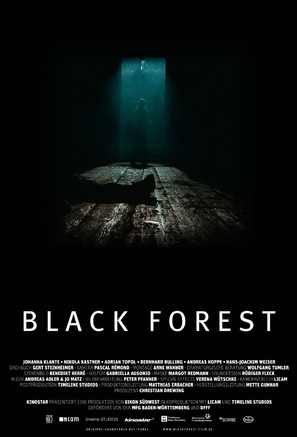 Black Forest - German Movie Poster (thumbnail)