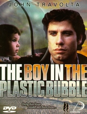 The Boy in the Plastic Bubble - Movie Cover (thumbnail)