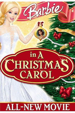 Barbie in a Christmas Carol - Movie Poster (thumbnail)
