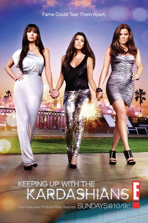 """Keeping Up with the Kardashians"" - Movie Poster (thumbnail)"
