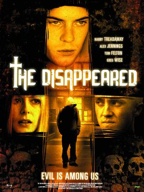 The Disappeared - British Movie Poster (thumbnail)