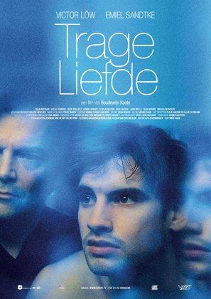 Trage liefde - Dutch Movie Poster (thumbnail)