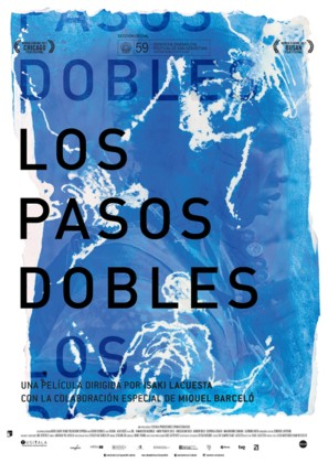 Los pasos dobles - Spanish Movie Poster (thumbnail)