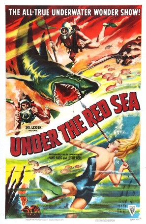 Abenteuer im Roten Meer - Movie Poster (thumbnail)