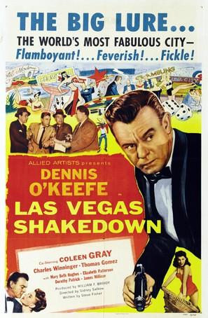 Las Vegas Shakedown - Movie Poster (thumbnail)