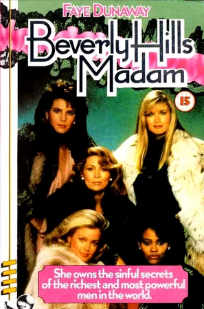 Beverly Hills Madam - VHS cover (thumbnail)