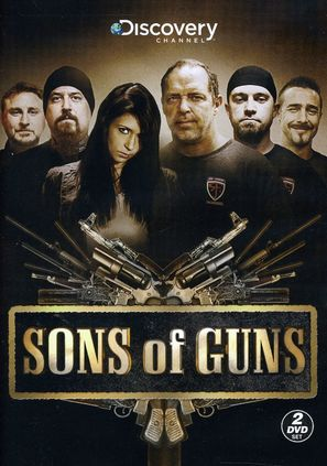 """Sons of Guns"" - DVD cover (thumbnail)"