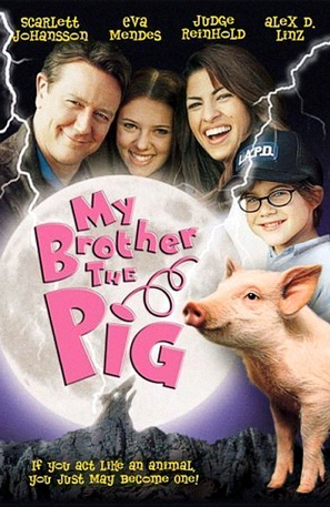 My Brother the Pig - Movie Cover (thumbnail)