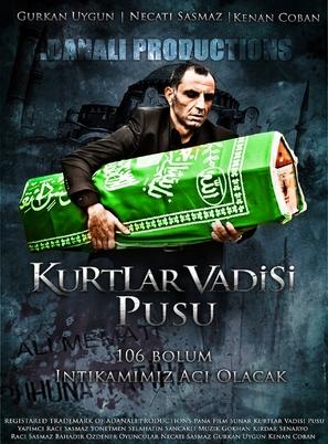 """Kurtlar vadisi - Pusu"" - Turkish Movie Poster (thumbnail)"