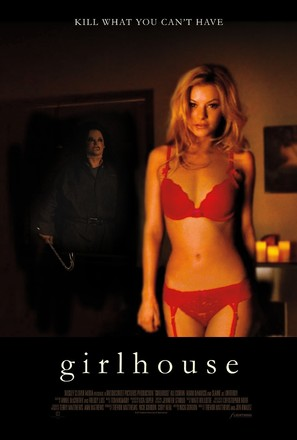 Girlhouse - Canadian Movie Poster (thumbnail)