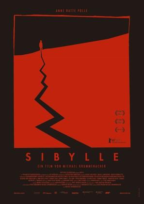 Sibylle - German Movie Poster (thumbnail)