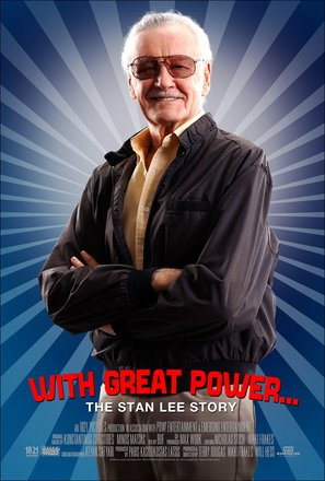 With Great Power: The Stan Lee Story - Movie Poster (thumbnail)