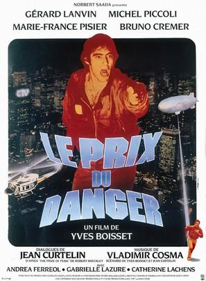 Prix du danger, Le - French Movie Poster (thumbnail)