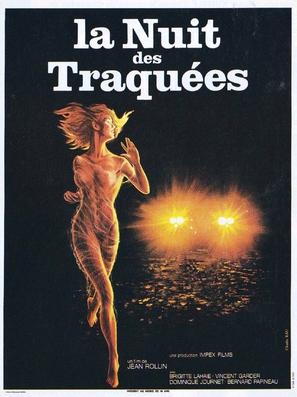 La nuit des traquées - French Movie Poster (thumbnail)
