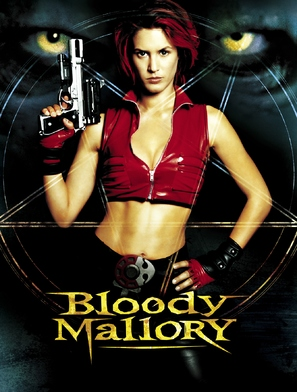 Bloody Mallory - Movie Poster (thumbnail)