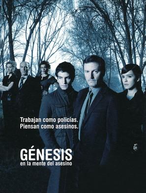 """Génesis, en la mente del asesino"" - Spanish poster (thumbnail)"