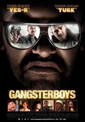 Gangsterboys - Dutch Movie Poster (thumbnail)