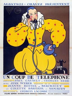 Un coup de téléphone