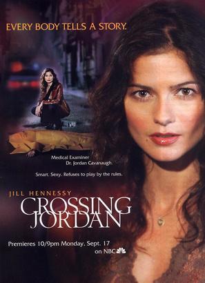 """Crossing Jordan"" - Movie Poster (thumbnail)"
