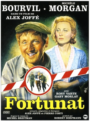Fortunat - French Movie Poster (thumbnail)