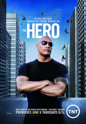 """The Hero"" - Movie Poster (thumbnail)"