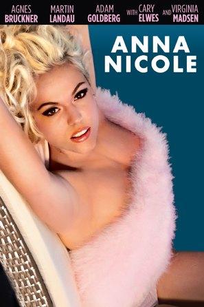Anna Nicole - DVD movie cover (thumbnail)