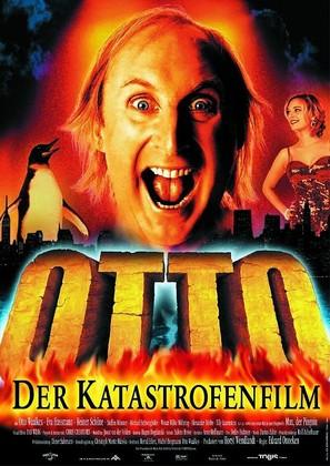 Otto - Der Katastrofenfilm - German Movie Poster (thumbnail)