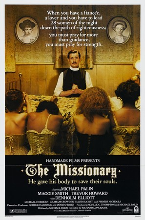 The Missionary - Movie Poster (thumbnail)